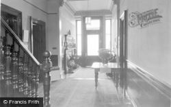 Craigmore, 'glendermott', The Entrance Hall c.1955