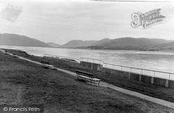 Craigmore, Rothesay Bay c.1955