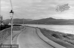 Craigmore, The Clyde From 'glendermott' c.1955