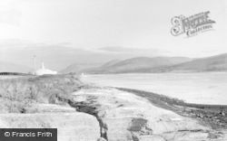 Craigmore, View From 'glendermott' c.1955