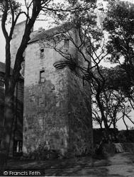 Balcomie Castle 1953, Crail