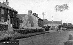 Crakehall, Bedale Road c.1960