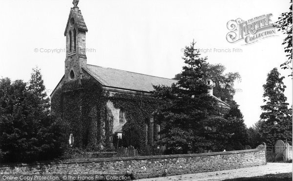 Photo of Crakehall, St Gregory's Church 1900