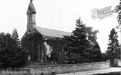 Crakehall, St Gregory's Church 1900