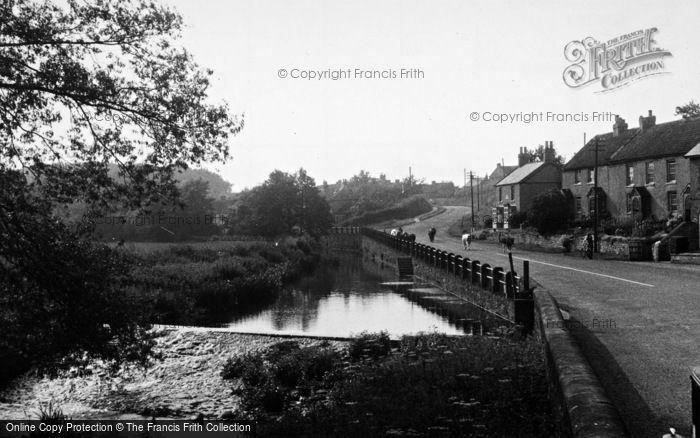 Photo of Crakehall, The Beck c.1960