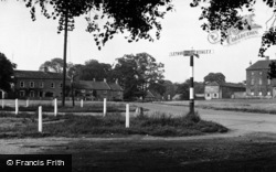 Crakehall, The Green c.1960