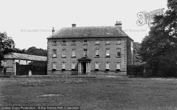 Photo of Crakehall, The Hall 1900