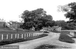 Crakehall, The Village 1900