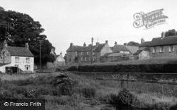 Crakehall, The Village c.1960