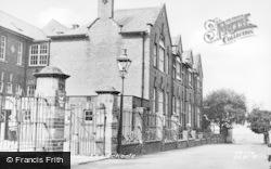 Cramlington, The Schools c.1955