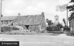 Cramlington, The Village Blacksmiths c.1955