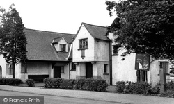 Cranage, Old Village Club c.1955