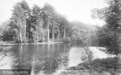 Cranbrook, Angley Lake 1902