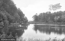 Cranbrook, Angley Lake 1925