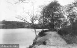 Cranbrook, Angley Mill Pond 1901