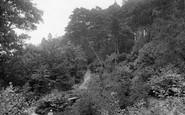 Cranbrook, Angley Woods Footbridge 1925