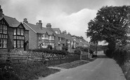 Cranbrook, Back Lane 1921