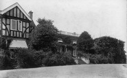 Cranbrook, Bakers Cross House 1908