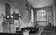Cranbrook, Church, The Baptisteries 1921