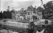 Cranbrook, Glassenbury 1904