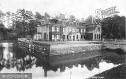 Cranbrook, Glassenbury, Moated House 1903