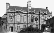 Cranbrook, Grammar School 1901