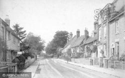 Cranbrook, High Street 1901
