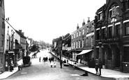 Cranbrook, High Street 1903