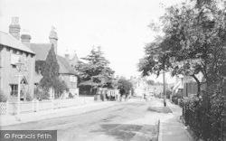 Cranbrook, High Street 1906