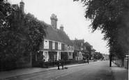 Cranbrook, High Street 1913