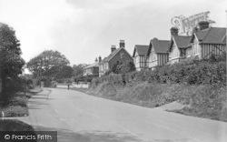Cranbrook, High Street 1921