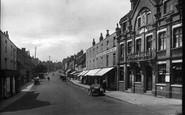 Cranbrook, High Street 1925