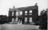 Cranbrook, Shepherds House 1906