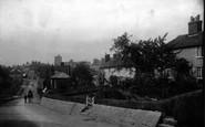 Cranbrook, St David's Hill 1913