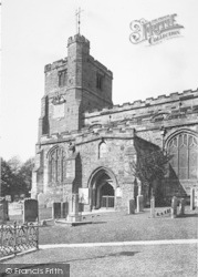 Cranbrook, St Dunstan's Church 1906