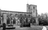 Cranbrook, St Dunstan's Church c.1955