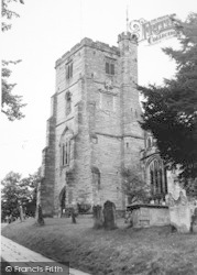 Cranbrook, St Dunstan's Church c.1960