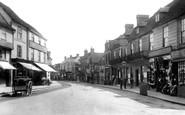 Cranbrook, Stone Street 1902