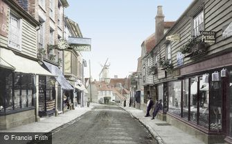 Cranbrook, Stone Street 1906
