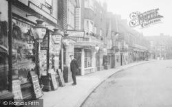 Cranbrook, Stone Street 1913