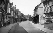 Cranbrook, Stone Street 1921