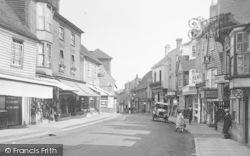 Cranbrook, Stone Street 1925