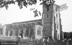 Cranbrook, The Church c.1955