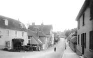 Cranbrook, The Hill 1913