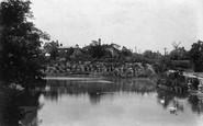 Cranbrook, The Lake, Bakers Cross 1908