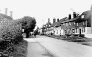 Cranbrook, The Village c.1955