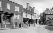 Cranbrook, Waterloo Road 1908