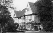 Cranbrook, Willesley House 1901