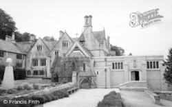 Cranham, Laity Chapel, Prinknash Abbey c.1960