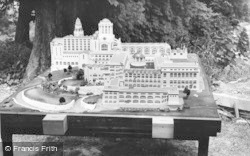Cranham, Model Of Propsed New Abbey, Prinknash Abbey c.1960